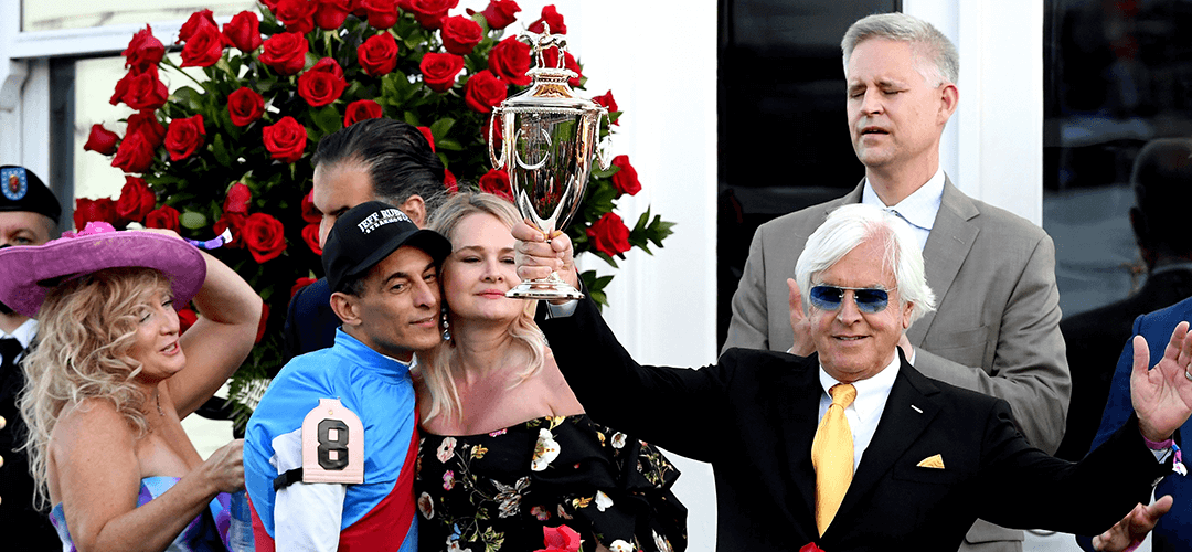 Baffert hoping to make history in May 15 Preakness Stakes